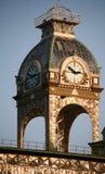 El reloj Fotografía de archivo