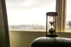 El reloj de arena Fotografía de archivo