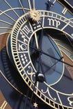 El reloj de ayuntamiento Fotos de archivo libres de regalías