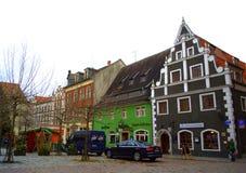 El renacimiento hermoso contiene Alemania Imágenes de archivo libres de regalías