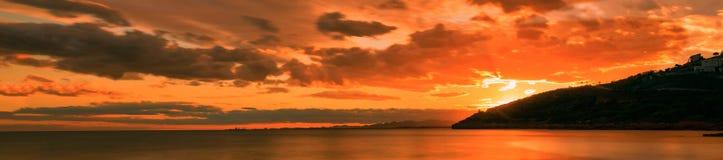 El renega en Oropesa Del Mar, Castellon Imagen de archivo libre de regalías