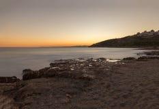 El renega en Oropesa Del Mar, Castellon Imagen de archivo