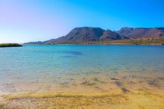El Requeson Beach, Mulege Stock Photo