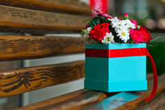 El resorte florece el ramo Foto de archivo libre de regalías