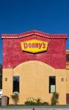 El restaurante de Denny Fotografía de archivo libre de regalías