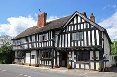 El restaurante de reyes House, Pembridge Foto de archivo libre de regalías