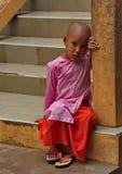 El resto de monjas de las chicas jóvenes Fotografía de archivo libre de regalías