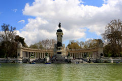 El Retiro, Madrid Stock Images
