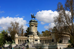 El Retiro, Madrid Royalty Free Stock Images
