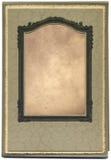 El retrato de la vendimia escondió 11 Fotografía de archivo libre de regalías