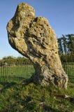 El rey Stone Imagen de archivo libre de regalías
