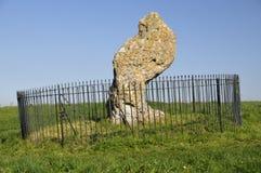 El rey Stone Foto de archivo