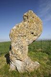 El rey Stone Foto de archivo libre de regalías