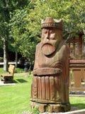 El rey, Stornoway, isla de Lewis Imagen de archivo libre de regalías