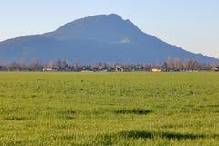 El Rezoning de la ciudad y región agrícola foto de archivo