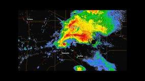 EL 2013 Rino, radar meteorológico del tornado de Oklahoma