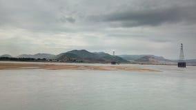 El río Godavari Imagenes de archivo