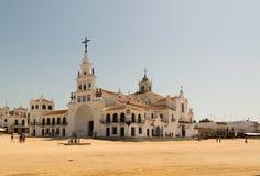 EL RocÃo, Huelva Στοκ Εικόνα