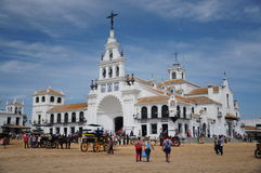 El Rocio, Spain Stock Photo