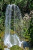 El Rocio waterfall. Parque Guanayara,  Cuba. Royalty Free Stock Photography