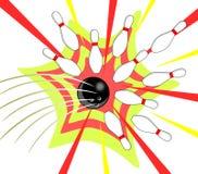 El rodar - huelga Imagen de archivo libre de regalías