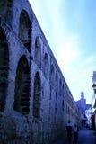 EL romano Djem do Coliseum-, Tunísia fotografia de stock royalty free