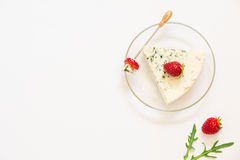 El Roquefort, fresa de la derecha Fotos de archivo