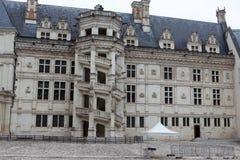 El Royal Chateau de Blois fotografía de archivo