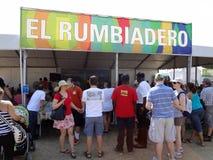 El Rumbiadero Stock Image