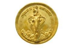 El símbolo capital de la ciudad de Bangkok de Tailandia aisló 0032 Fotografía de archivo libre de regalías
