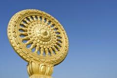 El símbolo del budismo Imagen de archivo libre de regalías