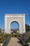 El símbolo grande de Alhambra Foto de archivo libre de regalías