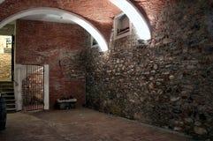 El sótano Foto de archivo libre de regalías
