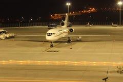 El sabiha del aeropuerto gokcen Imagen de archivo