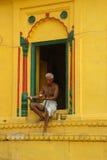 El sacerdote Foto de archivo libre de regalías