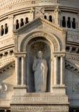 El Sacre Coeur Foto de archivo libre de regalías