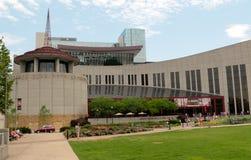 El salón de la fama de la música country, Nashville Tennessee Fotografía de archivo libre de regalías