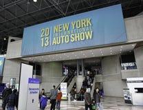 Salón del automóvil del International de Nueva York 2013 Imagen de archivo