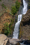 El Salto de Nogal Waterfall Royalty Free Stock Photos