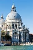 El saludo del della de Santa María de la basílica Fotografía de archivo libre de regalías