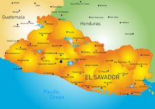 El Salvador Стоковые Изображения RF