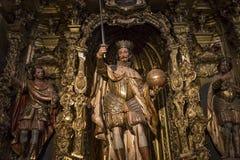 El Salvador church, Seville, Andalusia, spain Stock Photos