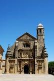 El Salvador Church, Ubeda, Spain. Royalty Free Stock Images
