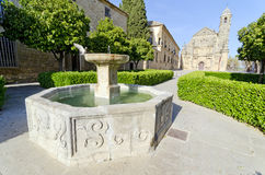 Free El Salvador Church, Ubeda, Spain Stock Images - 30646804
