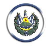 El Salvador shield Royalty Free Stock Photography