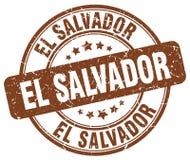 El Salvador stamp. El Salvador round grunge stamp isolated on white background. El Salvador vector illustration