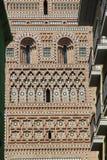 El Salvador tower, Teruel, Spain Royalty Free Stock Photography