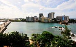 EL San Juan Hotels Photographie stock