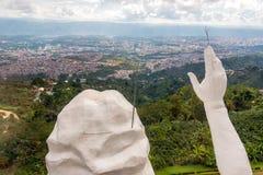 EL Santisimo et Bucaramanga Images libres de droits