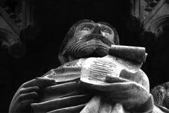 El santo Foto de archivo libre de regalías